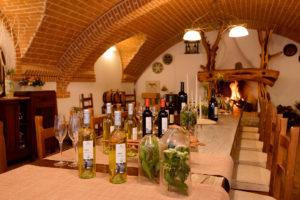 tasting room sardinia